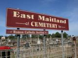 Municipal (Catholic section) Cemetery, East Maitland